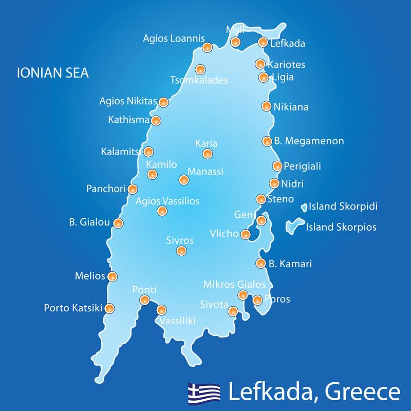 Lefkada Grecia Appartamenti